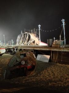 Grimes on the Beach final scene